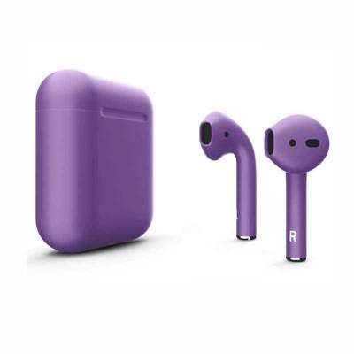 Наушники Apple AirPods 2 Фиолетовый насыщенный
