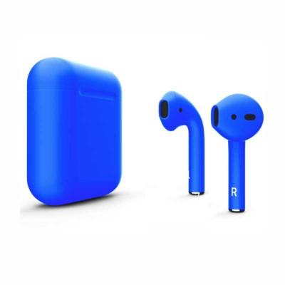 Наушники Apple AirPods 2 Синие