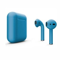 Наушники Apple AirPods 2 Синее небо