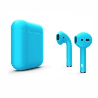 Наушники Apple AirPods 2 Голубые