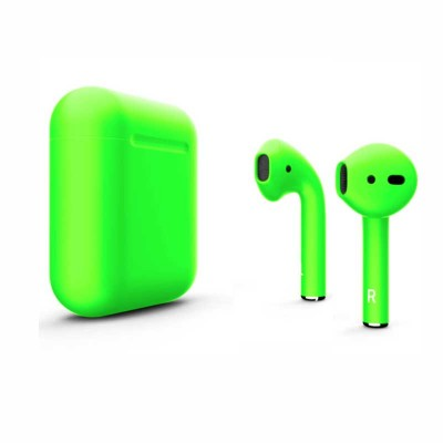 Наушники Apple AirPods 2 Весенне зеленые