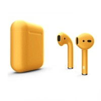 Наушники Apple AirPods 2 Шафрановые