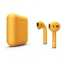 Наушники Apple AirPods 2 Шафрановые