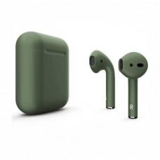 Наушники Apple AirPods 2 Бронзово зеленые