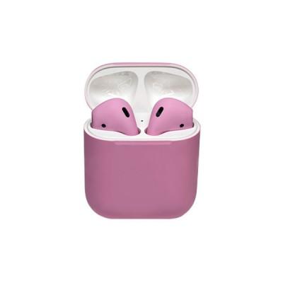 Наушники Apple AirPods 2 Ярко розовые
