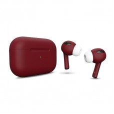 Наушники Apple AirPods Pro Бордовые