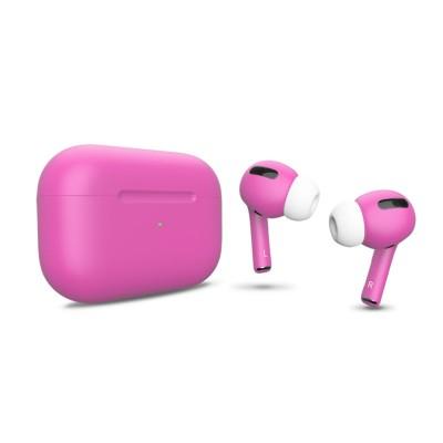 Наушники Apple AirPods Pro Розовые