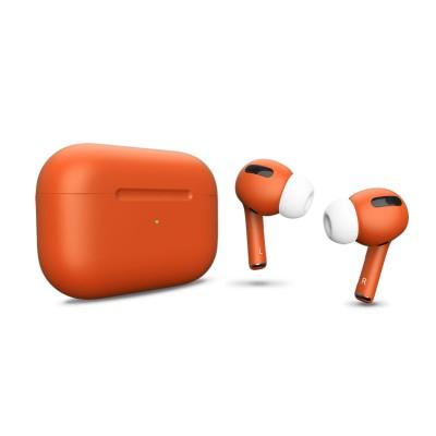Наушники Apple AirPods Pro Оранжевые