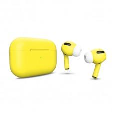 Наушники Apple AirPods Pro Лимонные