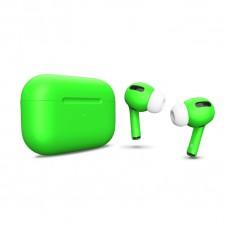 Наушники Apple AirPods Pro Салатовые
