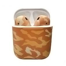 Наушники Apple AirPods 2 камуфляж (песочный)