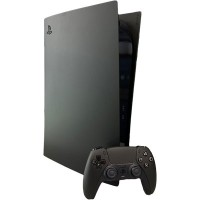 Черная Sony PlayStation 5 Black Edition