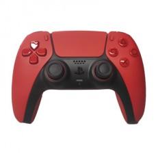 Красный беспроводной контроллер DualSense для PS5