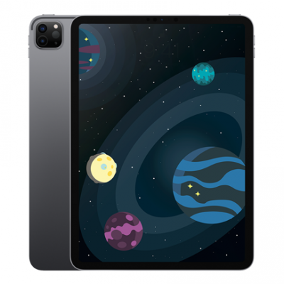 """Apple iPad Pro 11"""" (2020) 1Tb Wi-Fi Space Gray"""