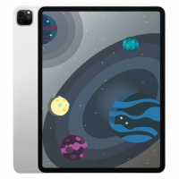 "Apple iPad Pro 12.9"" (2020) 128Gb Wi-Fi + Cellular Silver"