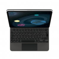 Клавиатура Apple Magic Keyboard для iPad Pro 11 дюймов (1-го и 2-го поколений, 2018 и 2020) и iPad Air (4-го поколения, 2020)