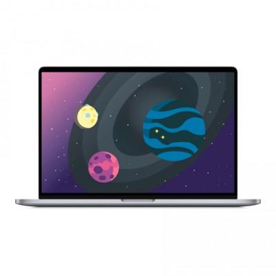 Apple MacBook Pro 16 Retina Touch Bar Z0Y0005TZ Space Gray (2,4 GHz Core i9, 64GB, 2TB, Radeon Pro 5500M)