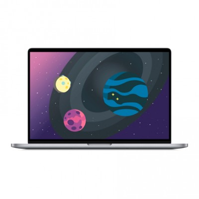 Apple MacBook Pro 16 Retina Touch Bar Z0XZ007FN Space Gray (2,4 GHz Core i9, 32GB, 2TB, Radeon Pro 5600M)