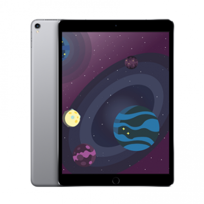 "Apple iPad Pro 10.5"" 64Gb Wi-Fi Space Gray"
