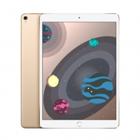 "Apple iPad Pro 10.5"" 64Gb Wi-Fi + Cellular Gold"