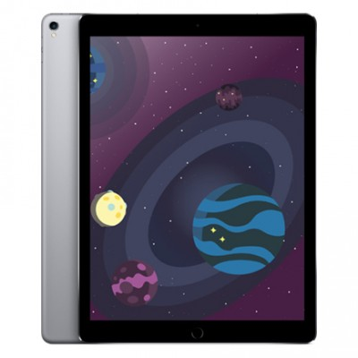 """Apple iPad Pro 12.9"""" (2017) 512Gb Wi-Fi Space Gray"""