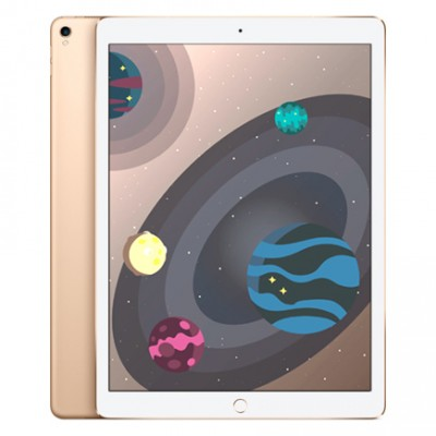 "Apple iPad Pro 12.9"" (2017) 256Gb Wi-Fi Gold"