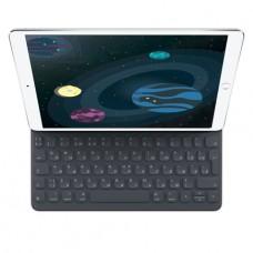Клавиатура Apple Smart Keyboard для iPad (7-го и 8-го поколений, 2019 и 2020), iPad Air (3-го поколения, 2019) и iPad Pro 10,5 дюйма