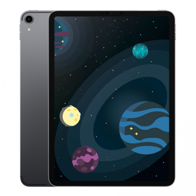 """Apple iPad Pro 11"""" (2018) 256Gb Wi-Fi Space Gray"""