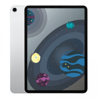 "Apple iPad Pro 11"" (2018) 1Tb Wi-Fi + Cellular Silver"