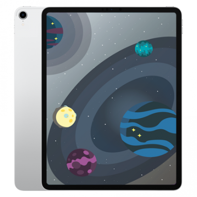 "Apple iPad Pro 12.9"" (2018) 1Tb Wi-Fi Silver"