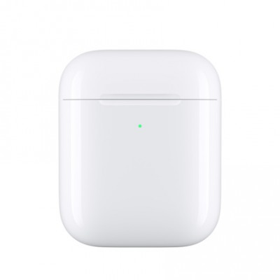 Беспроводной зарядный футляр для Apple AirPods