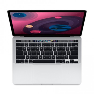 Apple MacBook Pro 13 Retina Touch Bar MV992 Silver (2,4 GHz, 8GB, 256Gb, Intel Iris Plus Graphics 655)