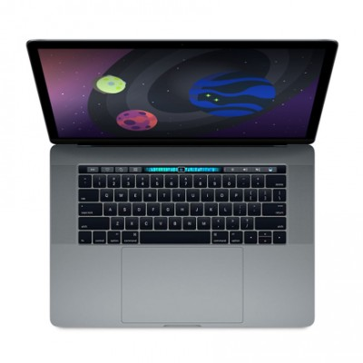Apple MacBook Pro 15 Retina Touch Bar MV942 Space Gray (2,4 GHz, 32GB, 1Tb, Radeon Pro 560X)