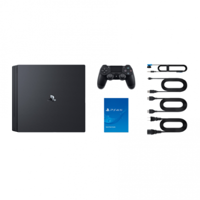 Игровая консоль Sony PlayStation 4 Pro 1Tb Black