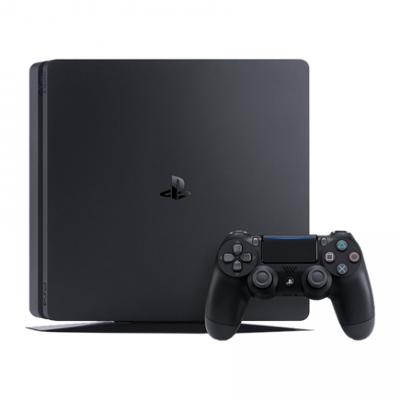 Игровая консоль Sony PlayStation 4 Slim 500Gb Black