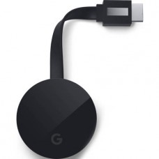Медиа-приставка Google Chromecast Ultra
