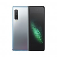 Смартфон Samsung Galaxy Fold 12/512 GB Серебристый / Silver