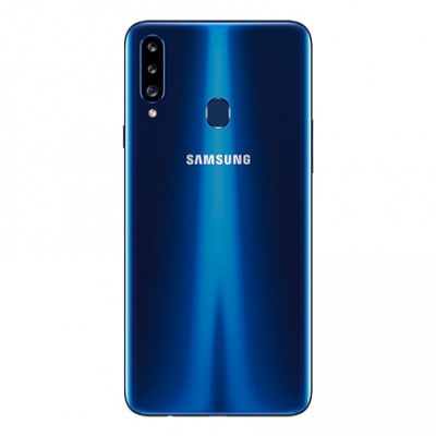Смартфон Samsung Galaxy A20S (2019) 32GB Синий / Blue