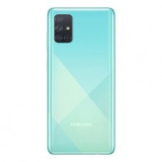Смартфон Samsung Galaxy A71 128Gb Blue / Голубой