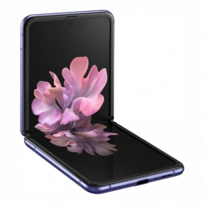Смартфон Samsung Galaxy Z Flip 256/8 GB Сияющий аметист / Mirror Purple