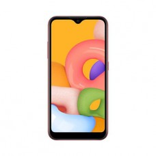 Смартфон Samsung Galaxy A01 (2020) 2/16GB Гранат / Red
