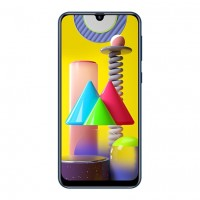 Смартфон Samsung Galaxy M31 128GB Blue / Синий
