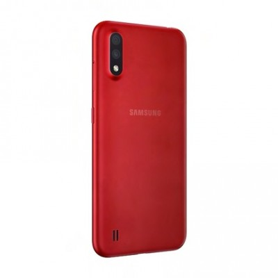 Смартфон Samsung Galaxy M01 3/32GB Красный / Red