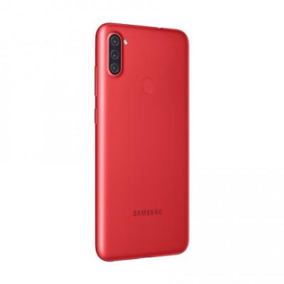 Смартфон Samsung Galaxy A11 32Gb (Красный / Red)