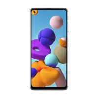 Смартфон Samsung Galaxy A21s 64Gb (Чёрный / Black)