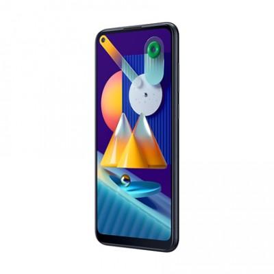 Смартфон Samsung Galaxy M11 32Gb (Чёрный / Black)