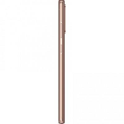 Смартфон Samsung Galaxy Note 20 8/256GB Бронзовый / Mystic Bronze