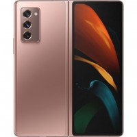 Смартфон Samsung Galaxy Z Fold 2 12/256 GB Бронзовый / Bronze