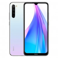 Смартфон Xiaomi Redmi Note 8T 4/128 GB Moonlight White / Белый
