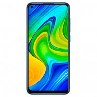 Смартфон Xiaomi Redmi Note 9 3/64GB Чёрный / Black